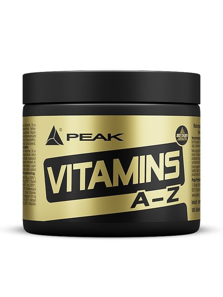 Peak Vitamin A-Z 180 Tabletten à 750 mg
