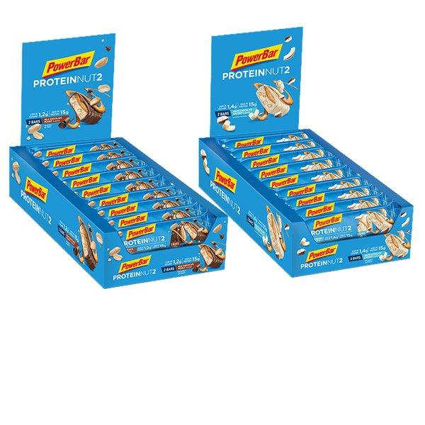Powerbar Protein Nut 18x45g Riegel Box