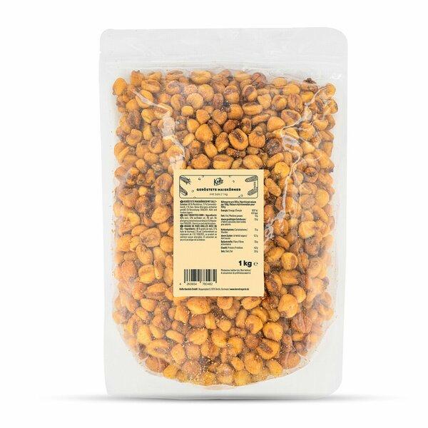KoRo Geröstete Maiskörner mit Salz | 1 kg