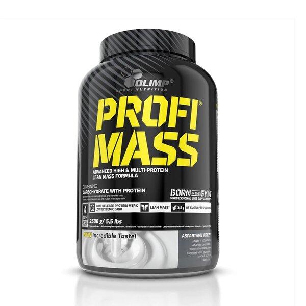 Olimp Profi Mass (Weight Gainer) 2500g Dose