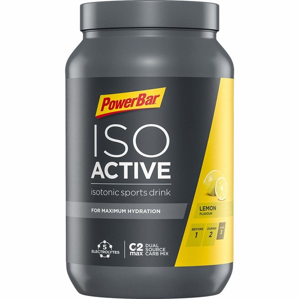 PowerBar Energize ISOACTIVE Sports Drink 1320g Dose