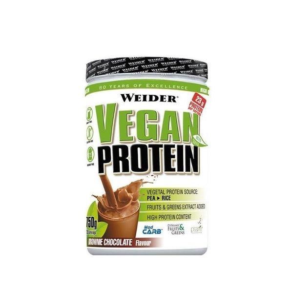 Weider Vegan Protein Eiweiss 750g Dose