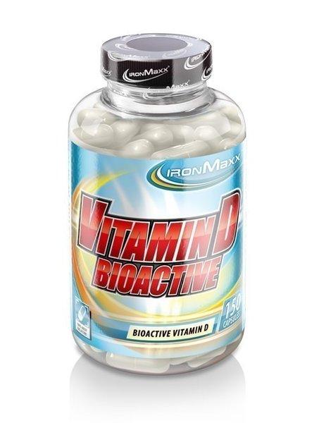 Ironmaxx Vitamin D (Bioactive 150 Kapseln)