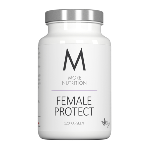 More Nutrition FEMALE PROTECT 120 KAPSELN