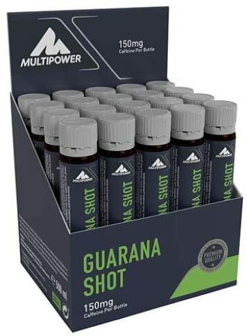 Multipower Guarana Shot 20 Ampullen