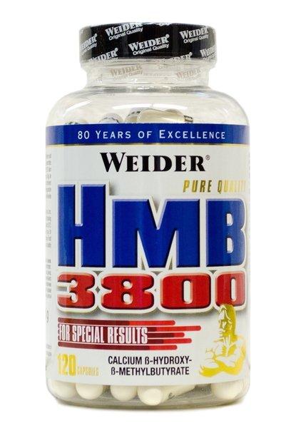 Weider HMB 3800 120 Kapseln