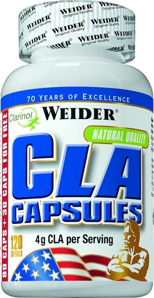 Weider CLA 120 Kapseln