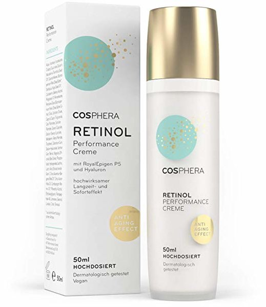 Cosphera - Retinol Performance Creme 50 ml