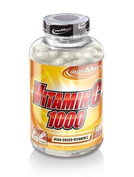 Ironmaxx Vitamin C (Bioactive 150 Kapseln)