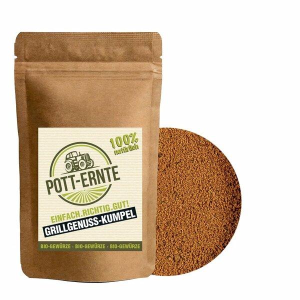 Pott-Ernte Bio Grillgenuss-Kumpel 100g I Nachfüllbeutel