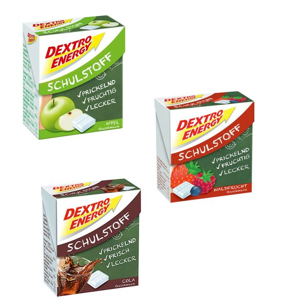 Dextro Energy Schulstoff Minis 1 x 50g