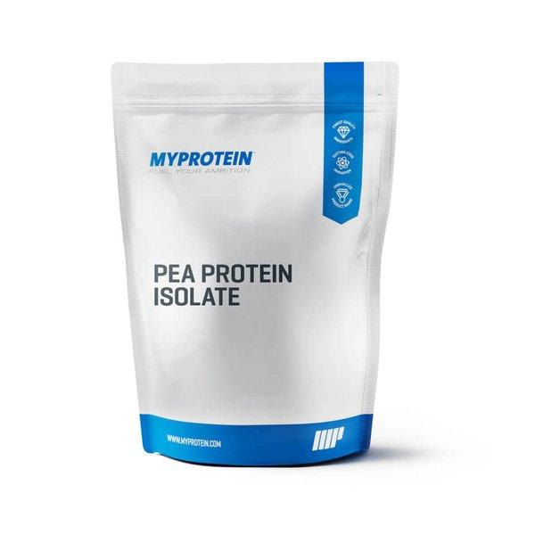 Myprotein Pea Protein Isolat Erbsenproteinisolat vegan natürlich 1000g