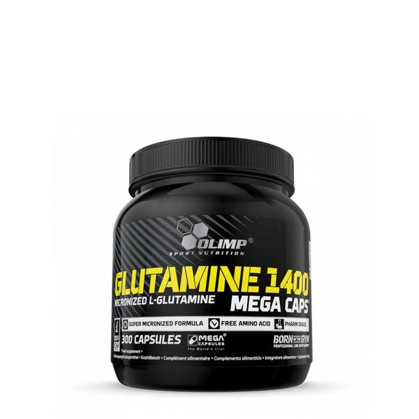 Olimp Glutamine Mega Caps 300 Kapseln Dose