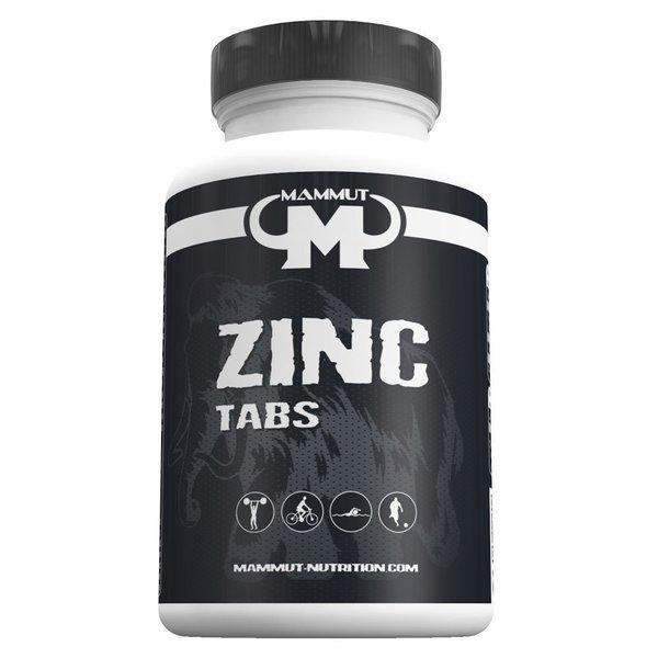 Mammut Zink Tabs 240 Zink Tabletten Beutel