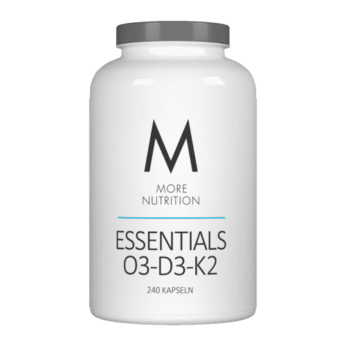 More Nutrition ESSENTIALS O3-D3-K2 240 KAPSELN