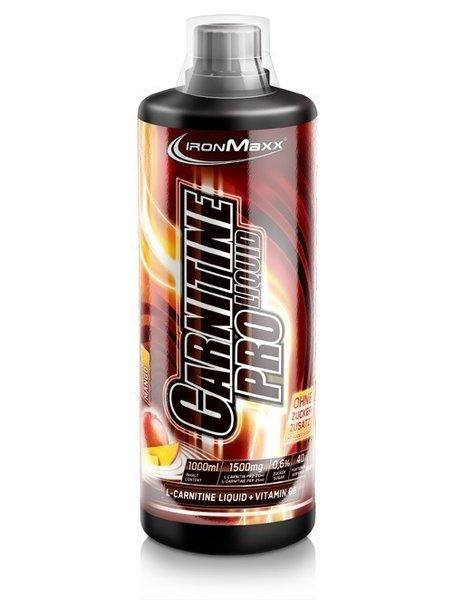 IronMaxx L-Carnitin Pro Liquid (1L Flasche)