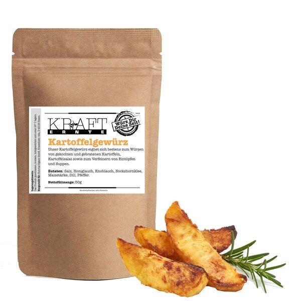 Kraft-Ernte Kartoffel Gewürz 50g