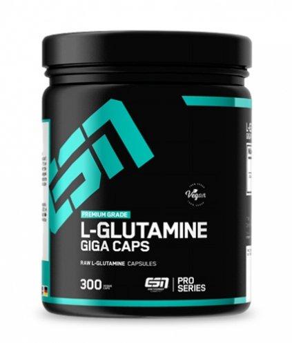 ESN L-Glutamine Giga Caps, 300 Kapsel