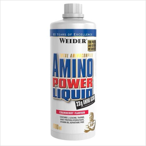Weider Amino Power Liquid | 1000ml Flasche