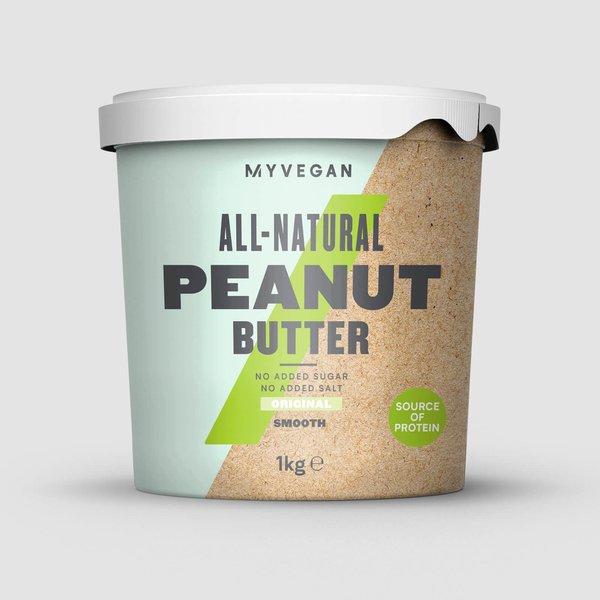 Myprotein Peanut Butter, Erdnussbutter (1000g Eimer)