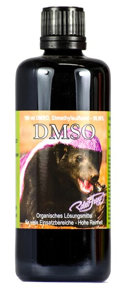 Robert Franz DMSO 100ml - Dimethylsulfoxid 99,99% Reinheit