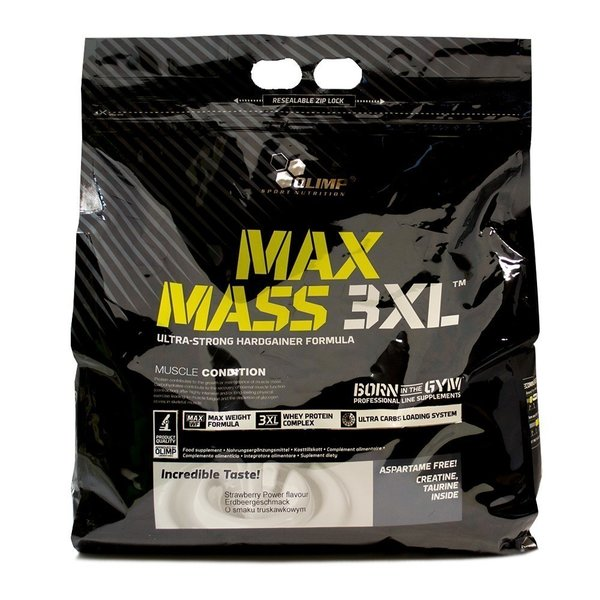 Olimp Max Mass 3XL Weight Gainer 6000g