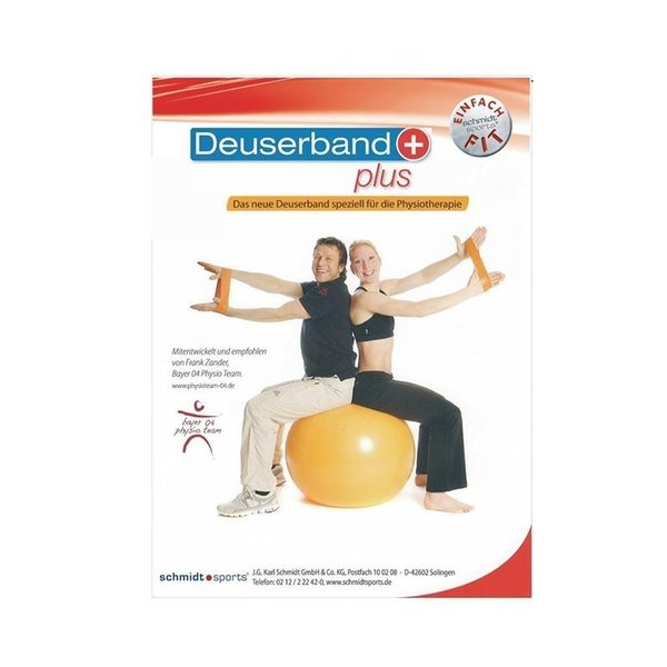 Deuserband PLUS Gymnastikband