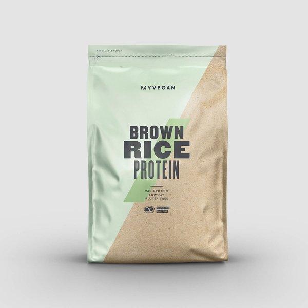 Myprotein Brown Rice Protein 1kg Beutel