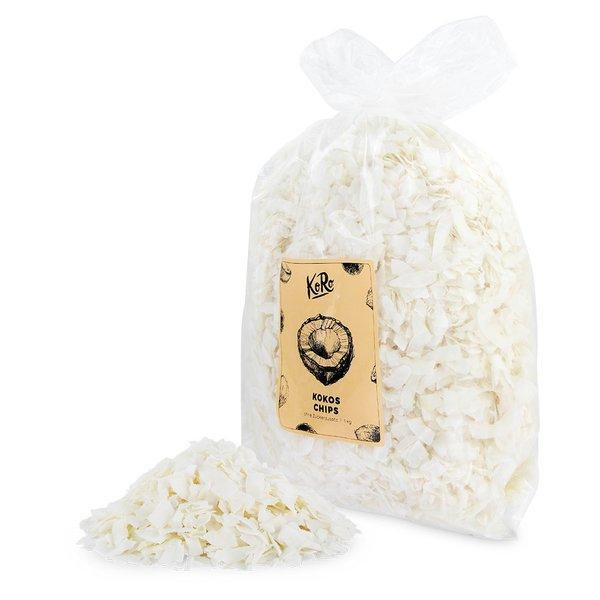 Koro Kokoschips ohne Zuckerzusatz Müsli Backen 1 kg