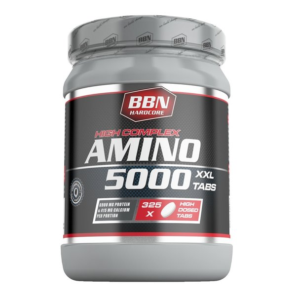 Best Body Nutrition Amino 5000 (325 Tabletten a 2100mg)