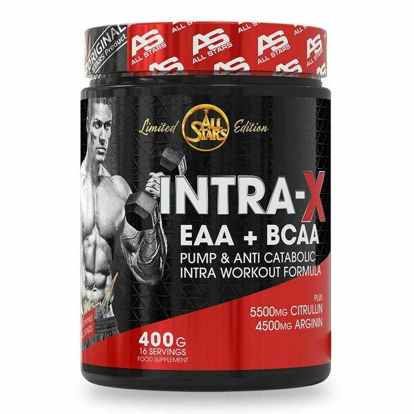 All Stars - Intra-X EAA + BCAA 400g Dose Green Apple