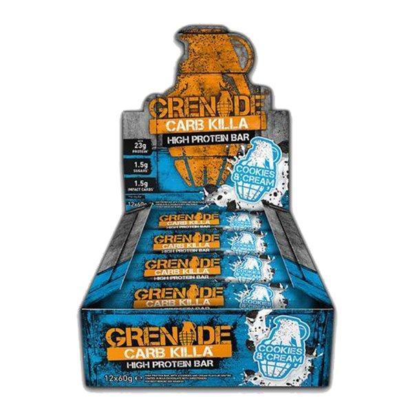 Grenade Carb Killa 12x60g High Protein Riegel