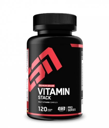 ESN Vitamin Stack 120 Caps