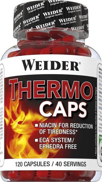 Weider BodyShaper Thermo Caps 120 Kapseln