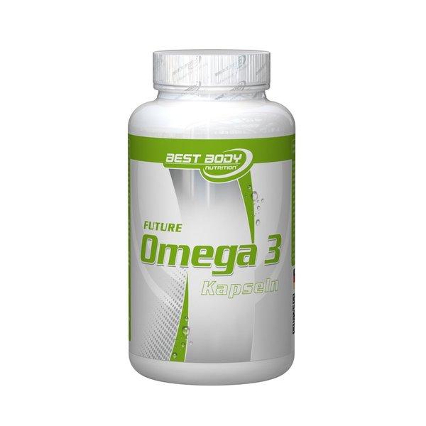 Best Body Nutrition Omega 3 Lachsöl 150 Kapseln Dose