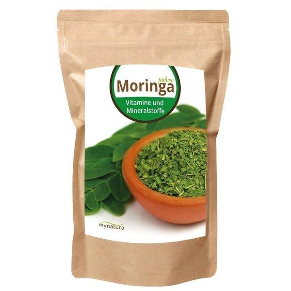 Mynatura Moringa Oleifera Pulver, 200g