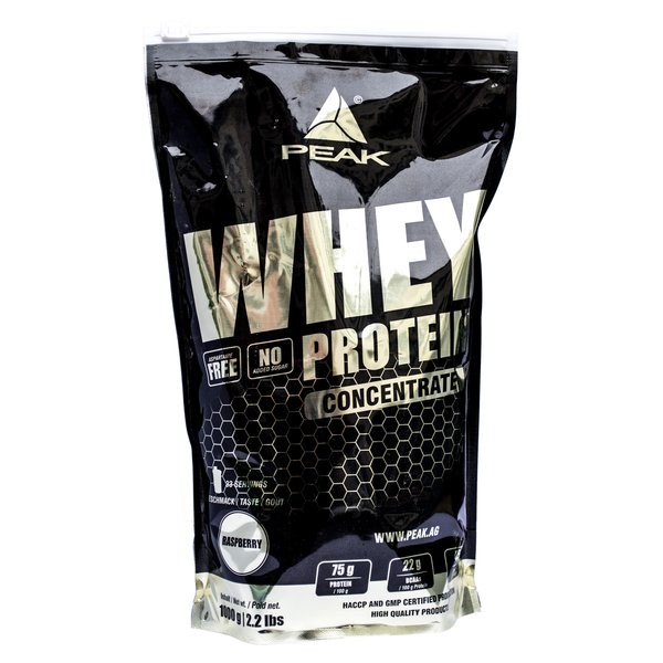 Peak Whey Protein Concentrate