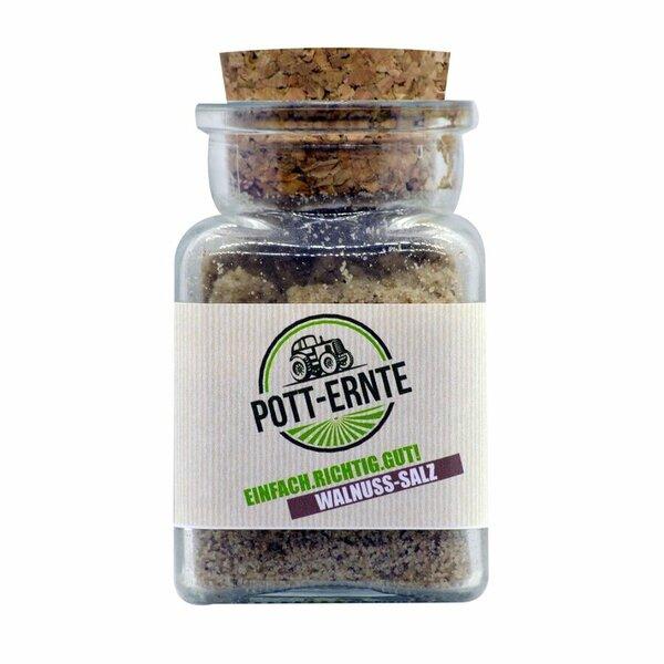 Pott-Ernte Walnusssalz 100g Glas