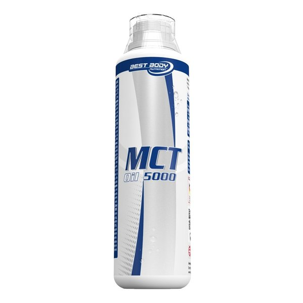 Best Body MCT Oil 5000 (500ml Flasche)