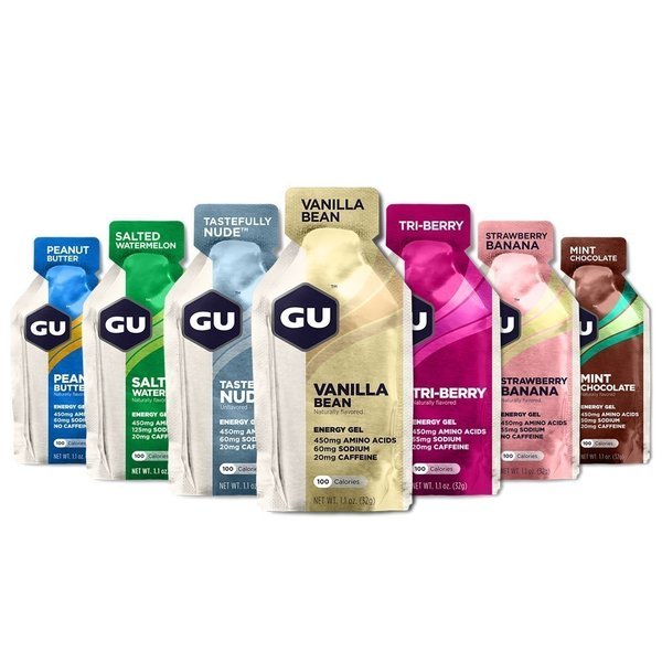 GU Energy Gel 24x 32g Box