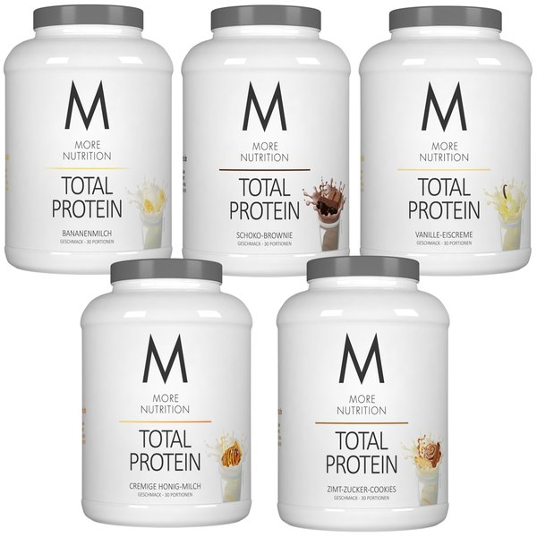 More Nutrition TOTAL PROTEIN 1500g