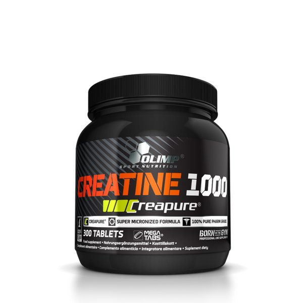Olimp Creatine 1000, 300 Tabletten Dose