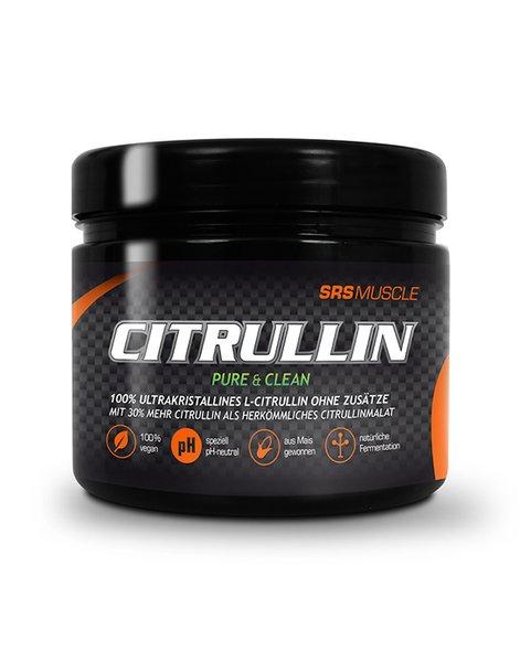 SRS Citrullin 250g Dose