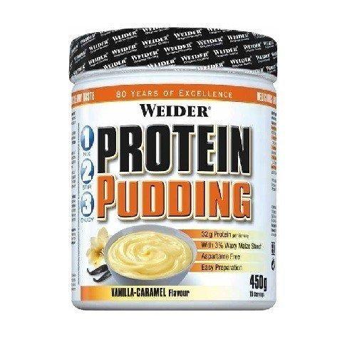 Weider Protein Pudding 450g Dose