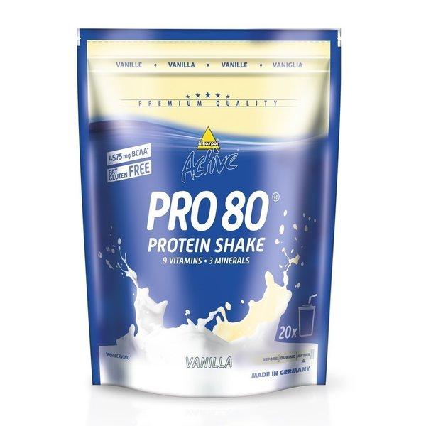 Inko Pro Active 80 Protein Eiweiss-Shake 500g Beutel