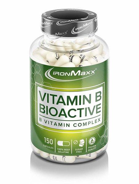 Ironmaxx Vitamin B (Bioactive 150 Kapseln)