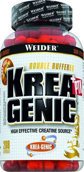 Weider Krea-Genic + PTK   208 Kapseln