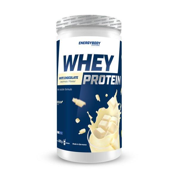 Energybody Fruit Whey Protein 600g Dose NEU Stevia