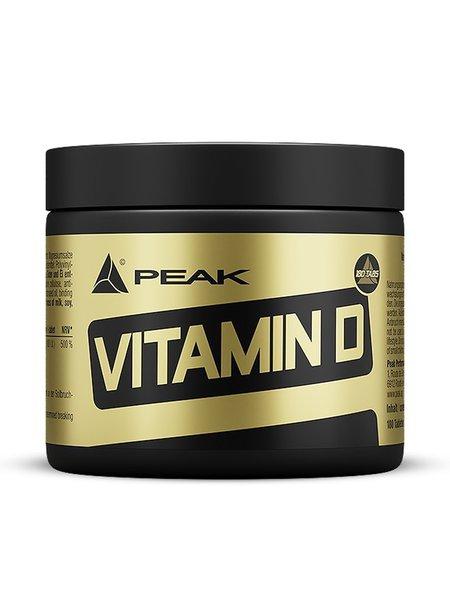 Peak Vitamin D 180 Kapseln Dose