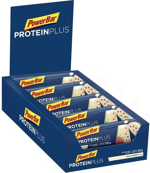 Powerbar Protein Plus 33% Proteinriegel (10 x 90g Box)